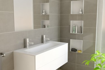 Elegant C-BOX Wall Niches