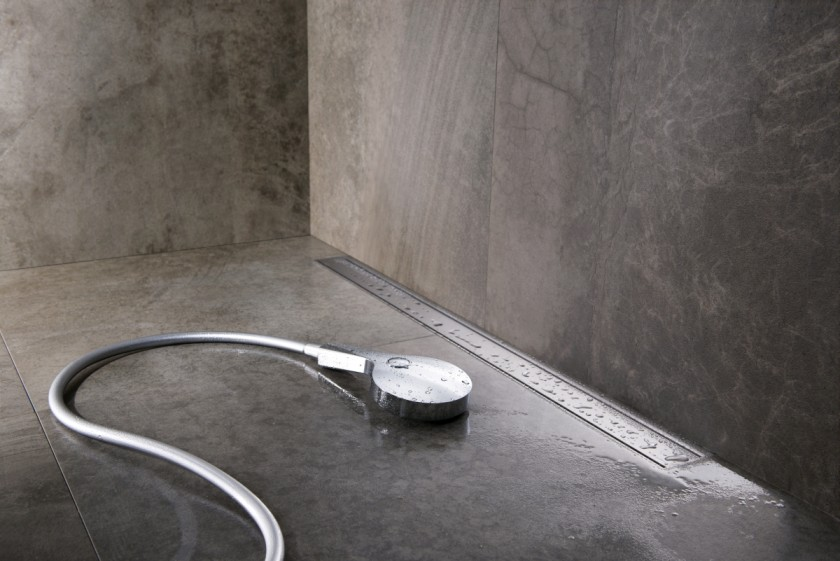 Easy Drain Modulo Taf Wall Linear Shower Drain