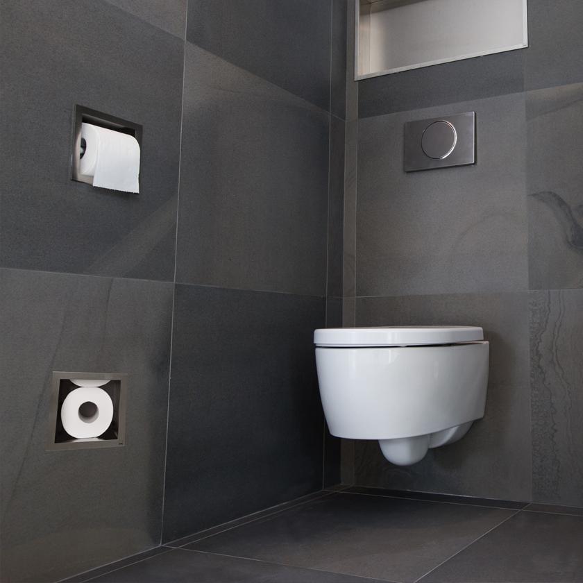 Multi roll storage toilet paper storage for Storage for toilet rolls