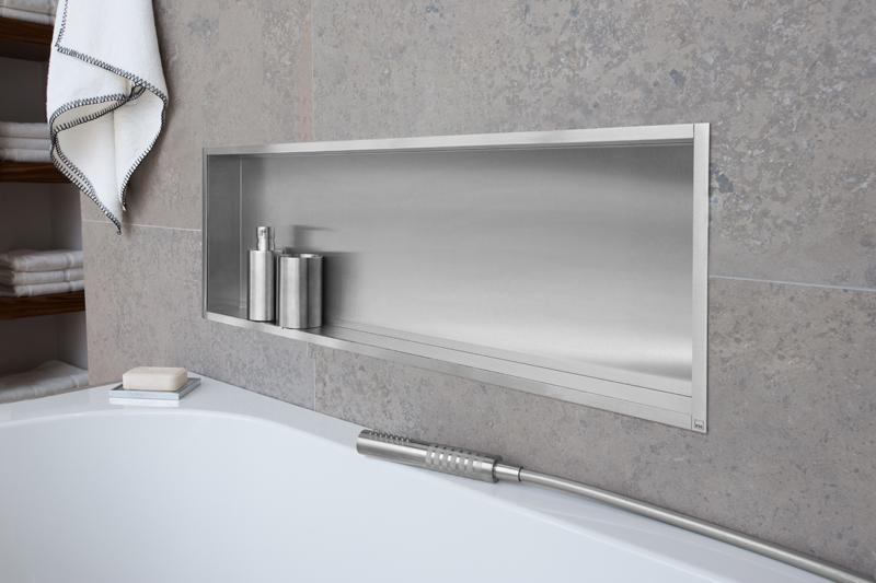 Niches In Bathroom Walls