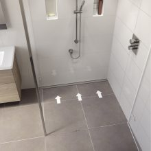 Advantages of a walk-in shower drain