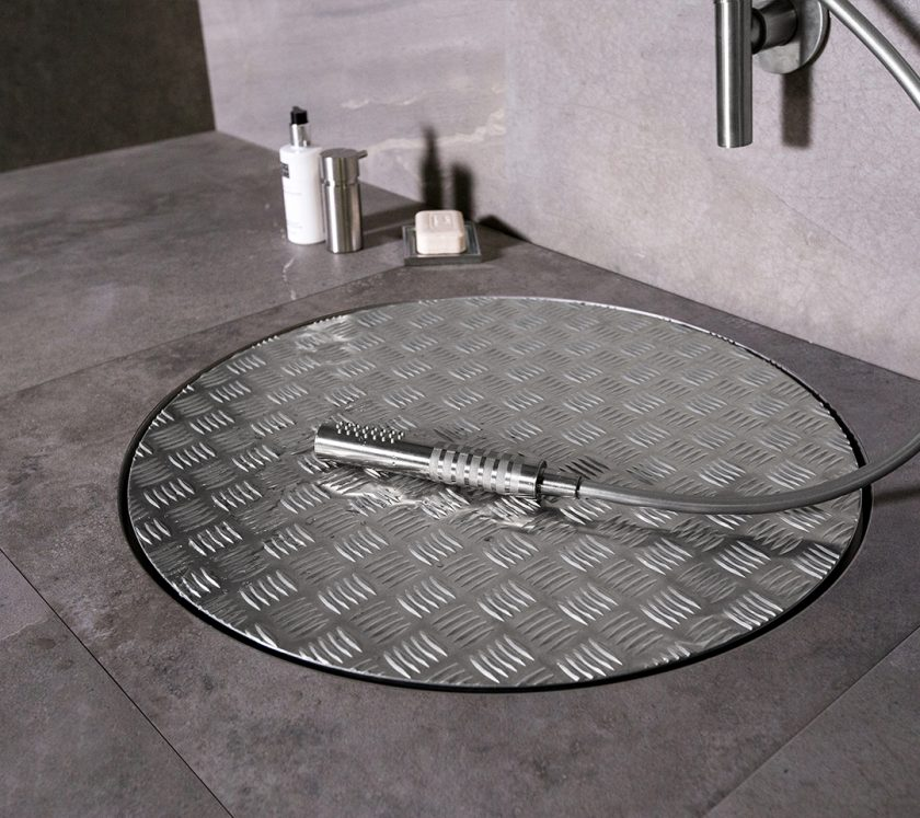 Orange Shower Drain · Round Stainless Steel Shower Drain ...