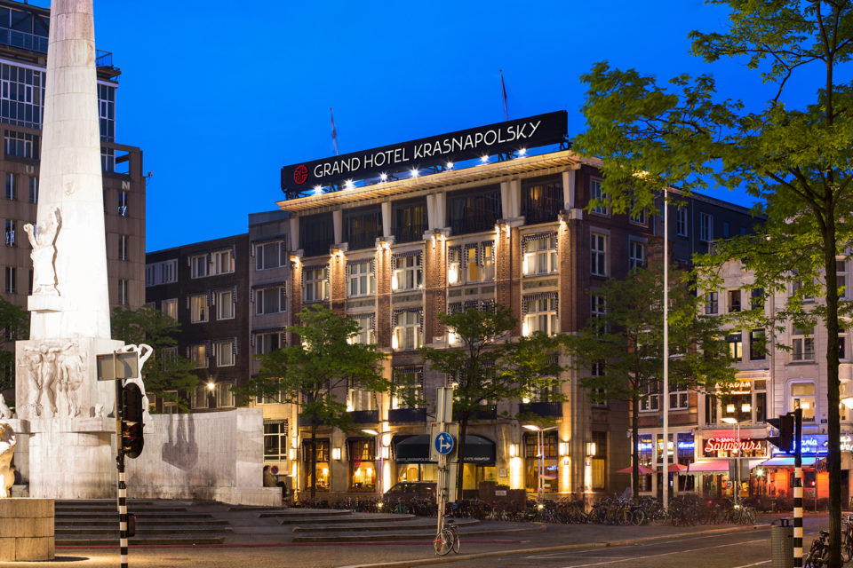 Grand Hotel Krasnapolsky, Amsterdam
