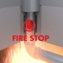 Fire protection technology for your bathroom