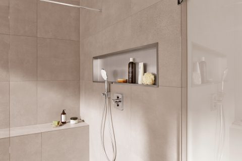 Container Box Shower Niches Easy And Quick To Install