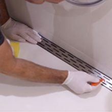 How to clean your shower drain