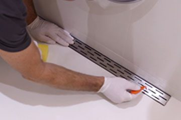 How to clean your shower drain easy drain for How to clean your bathroom drain