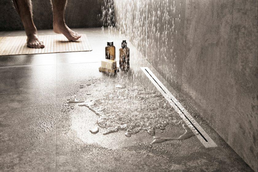Linear Shower Drain Xs Nano