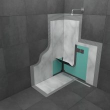 Waterproofing your bathroom in 10 steps