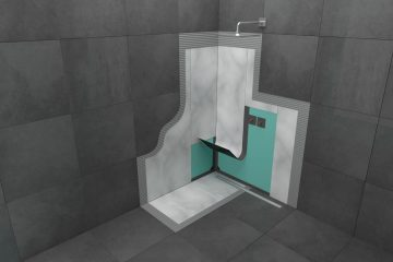 Waterproofing Your Shower And Bathroom additionally Dressing Room in addition Glass Wine Cellars besides Small Box Room Cabin Bed together with Infinity Glass Balcony. on small stairs designs