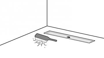waterproofing bathroom cleaning