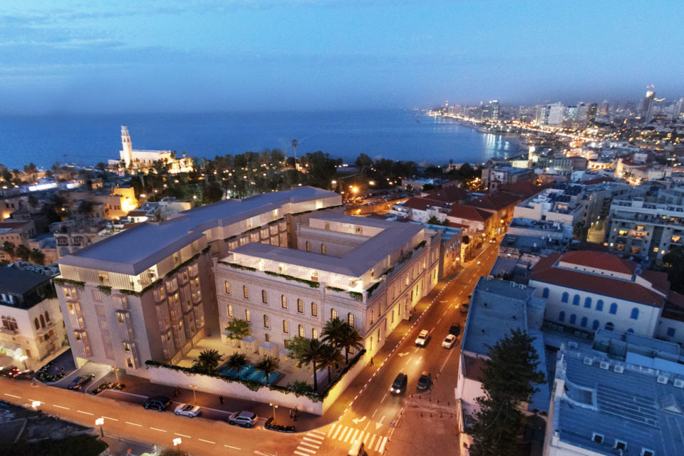 W Hotel Tel Aviv
