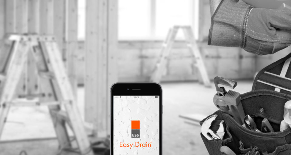 Support Easy Drain APP