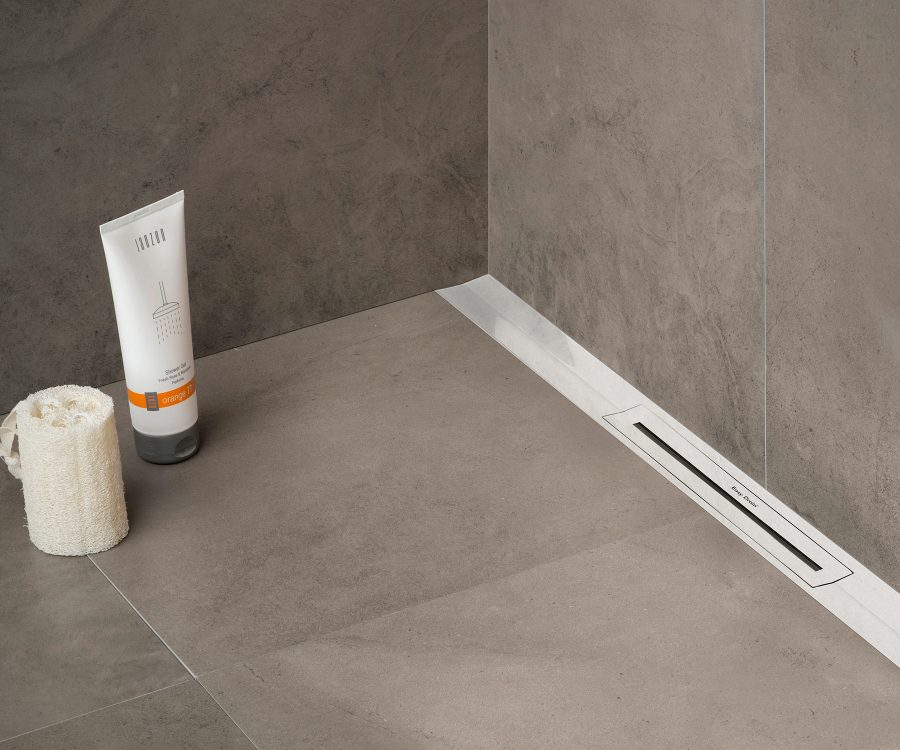 shower drain for easy hygiene