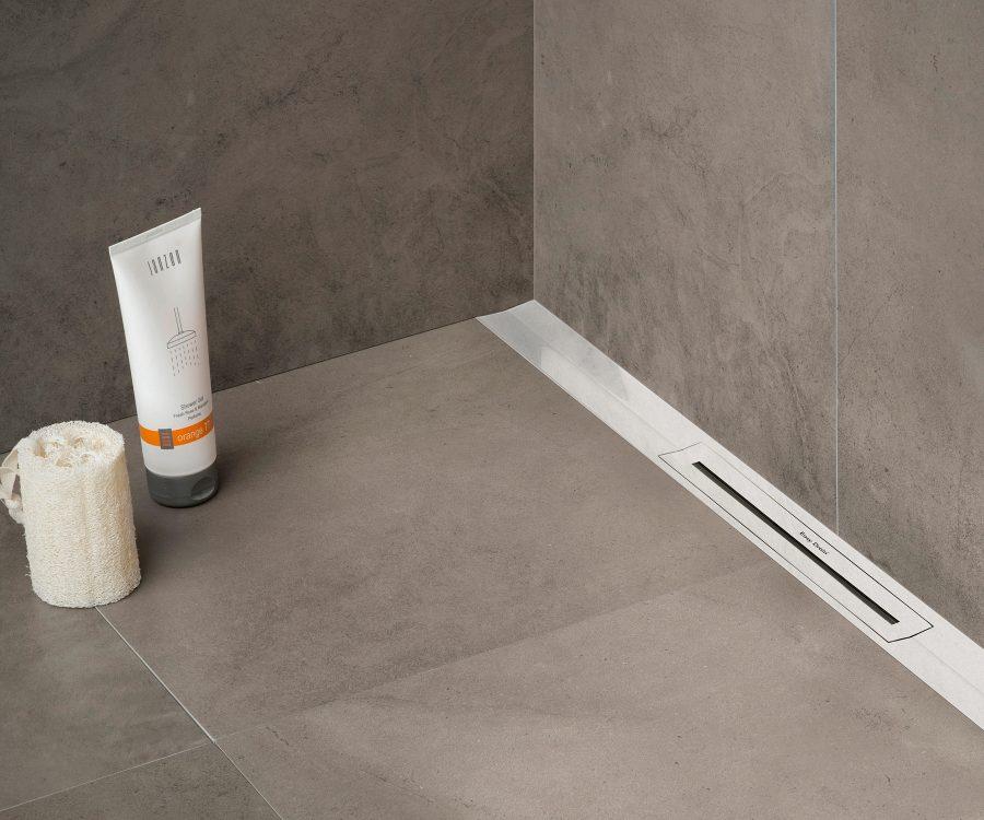shower drain for easy hygiene
