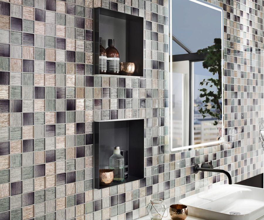 bathroom wall niche ideas