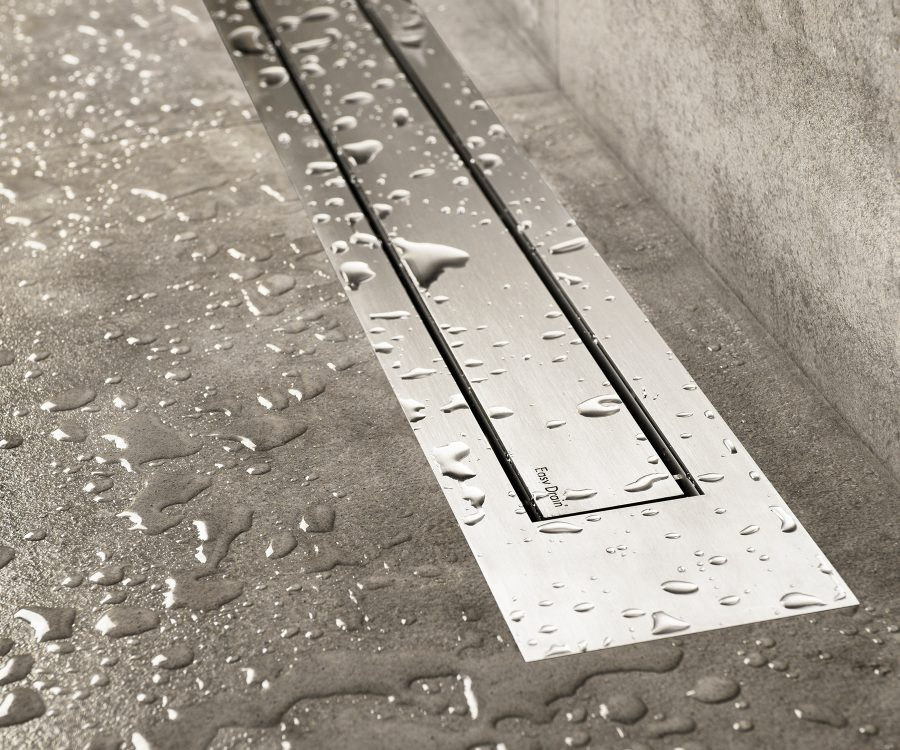modulo design linear shower drain
