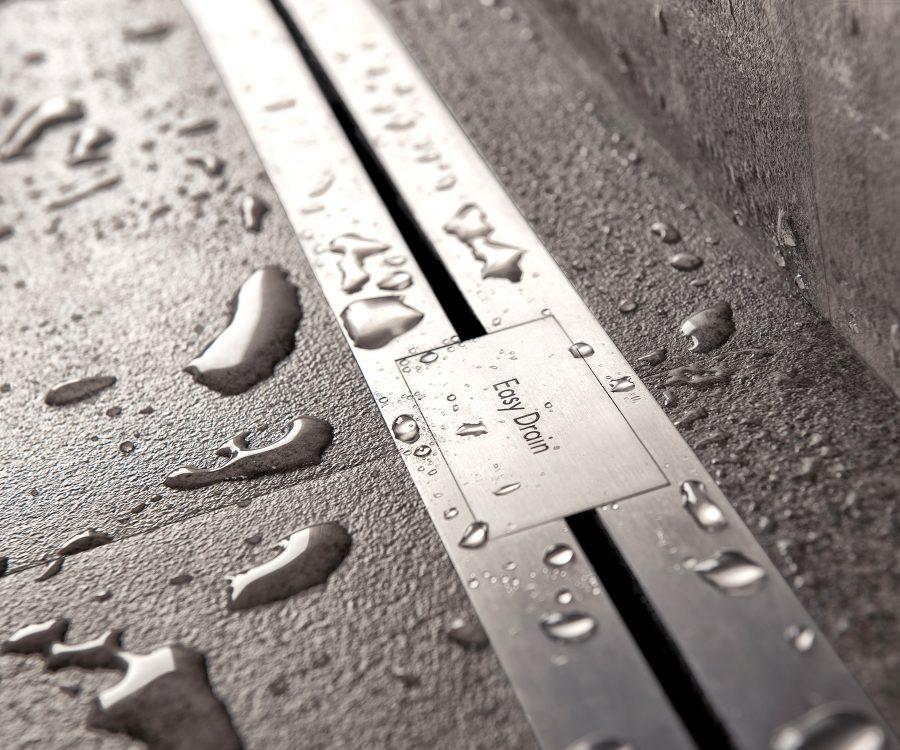 closeup easy drain nano
