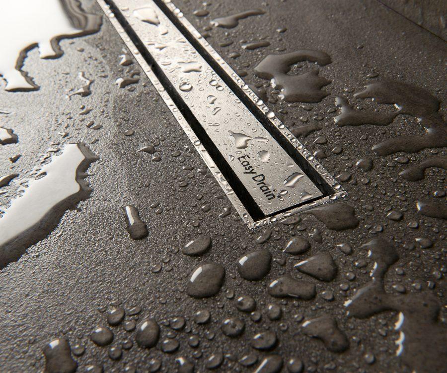 linear shower drain xs