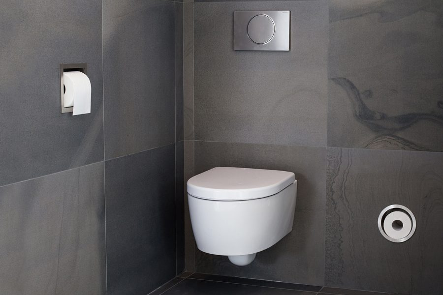 toilet inspiration built-in ideas for toilet papier