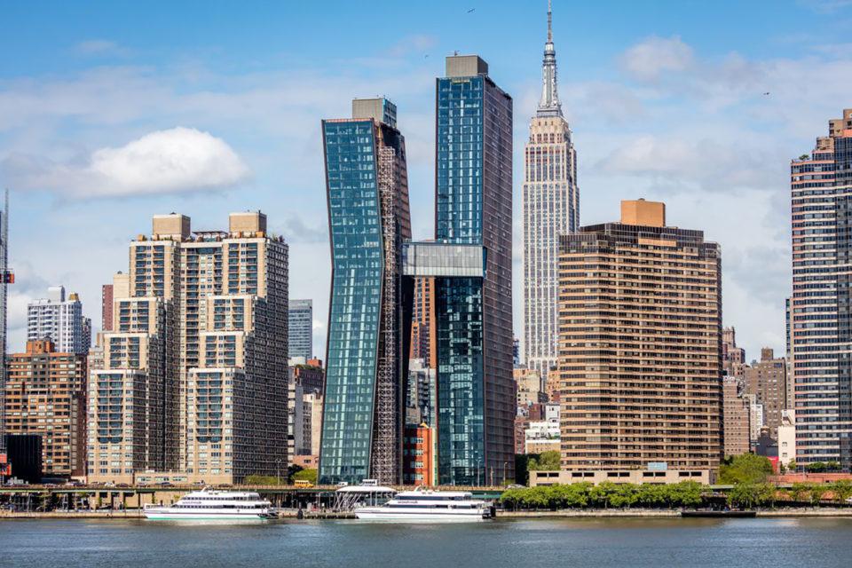 American Copper Building, New York