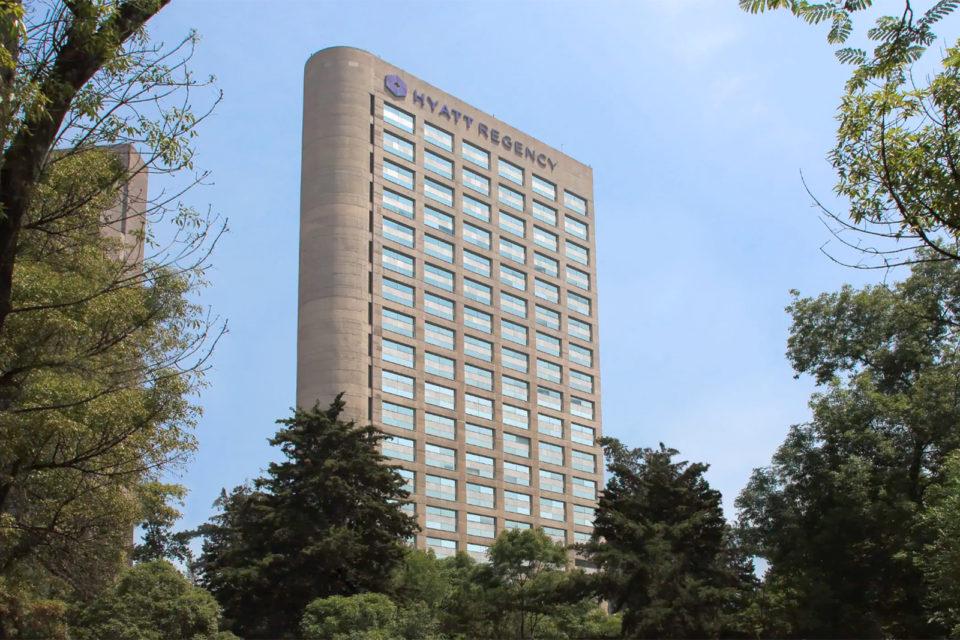 Hyatt Regency, Mexico City