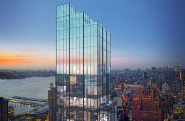 45 Park Place, New York