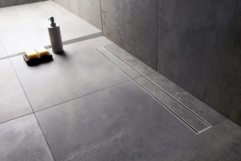 Easy Drain Modulo Linear Shower