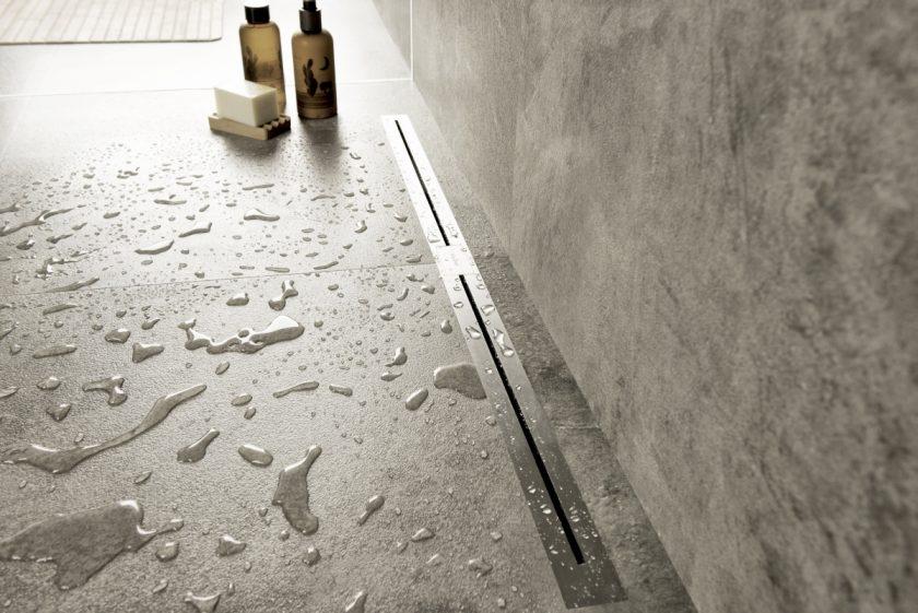 Easy Drain Nano Linear Shower Drains - Linear bathroom drains