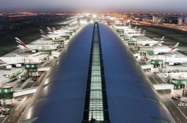 Dubai Airport – Qatar Premium Lounge
