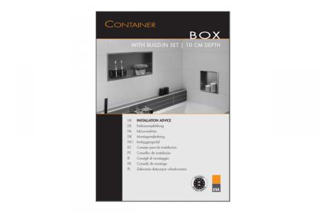 Container BOX 10cm
