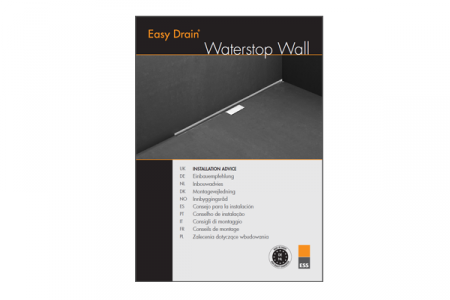 Waterstop Wall