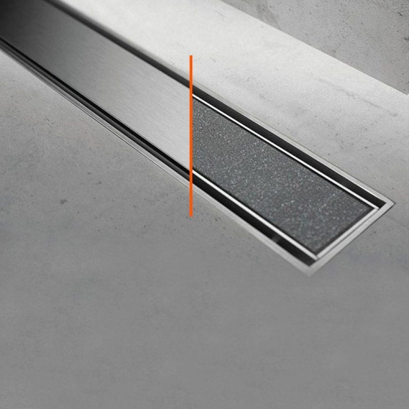 easy drain compact taf douchegoot. Black Bedroom Furniture Sets. Home Design Ideas