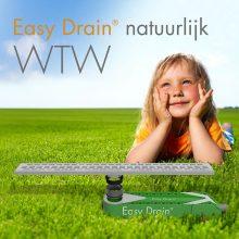 Easy Drain WTW systeem