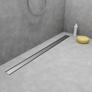 shower drain for cast floor