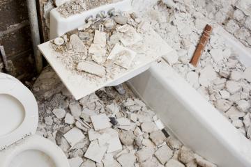 Nieuwe Badkamer Poetsen : Badkamer verbouwen wat komt er allemaal bij kijken easy drain