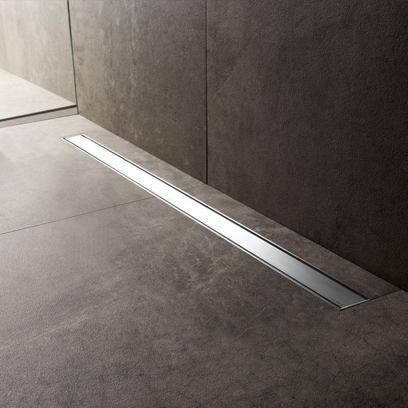 shower drain for ceramic tile flooring