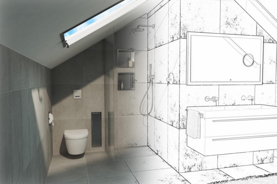 Afvoer Condens Badkamer : Badkamer renovatie u een spa ervaring midden in de stad easy drain
