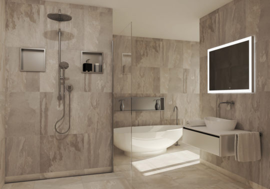Badkamer renovatie u2013 een spa ervaring midden in de stad easy drain