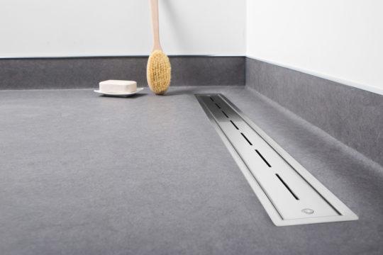 Genoeg Welk type douchegoot is geschikt voor welke badkamervloer? | Easy ID94