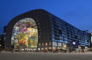 La Markthalle de Rotterdam