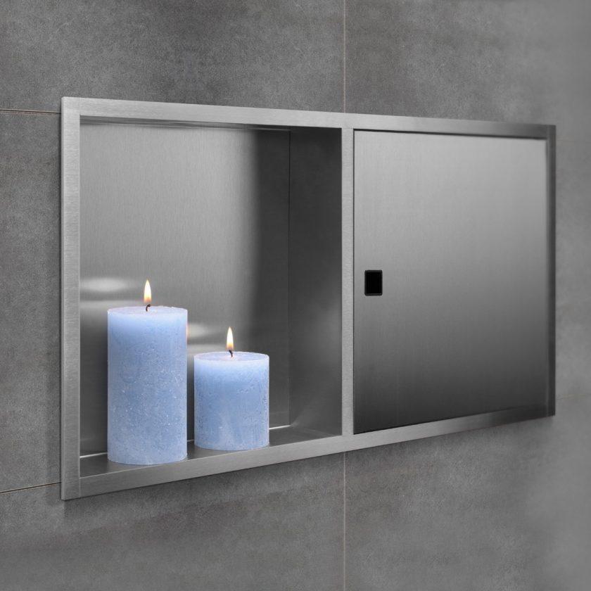 box avec porte easy drain. Black Bedroom Furniture Sets. Home Design Ideas