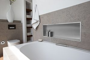 caniveaux bondes de sols solutions pour la salle de bain easy drain ess. Black Bedroom Furniture Sets. Home Design Ideas