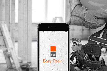 La nouvelle application Easy Drain