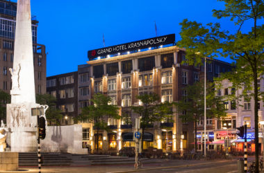 Grand hôtel Krasnapolsky