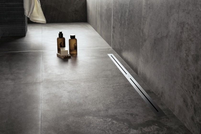 easy drain nano design duschrinnen serie. Black Bedroom Furniture Sets. Home Design Ideas
