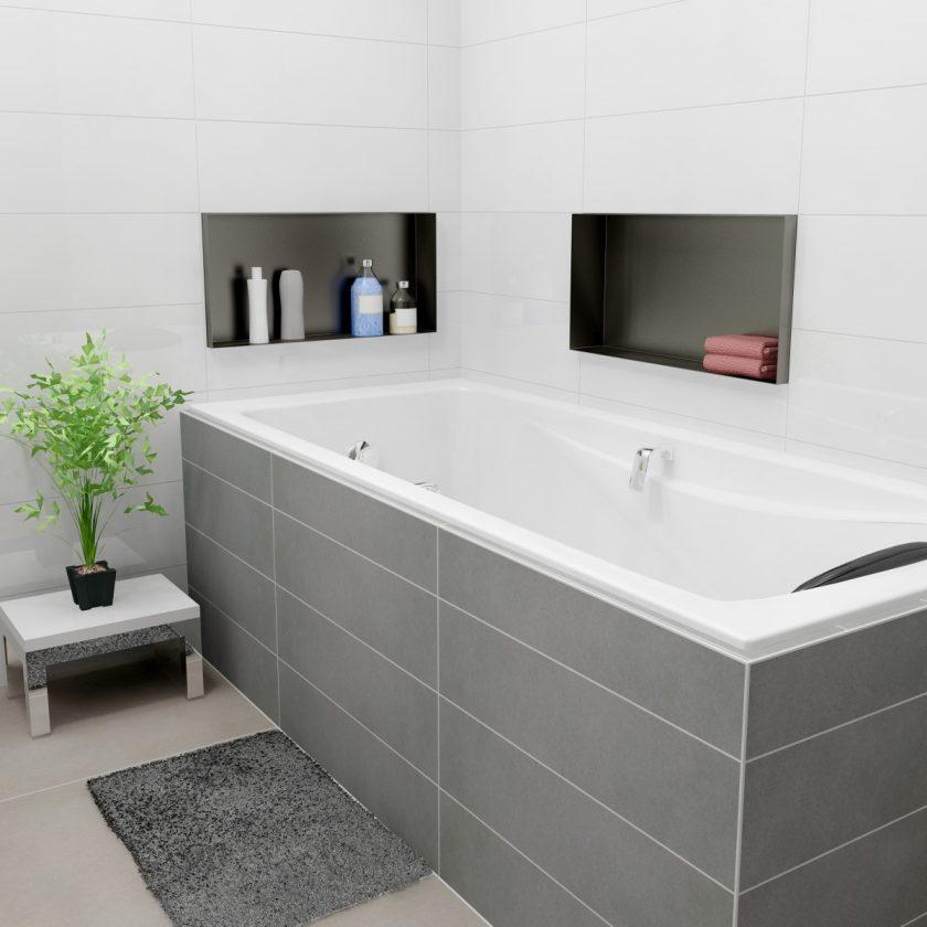 c box anthrazit easy drain. Black Bedroom Furniture Sets. Home Design Ideas