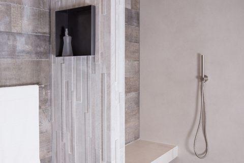 ESS Wandnische Badezimmer Bathroom C BOX Anthracite 09