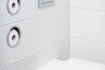 WC Papierhalter – Round