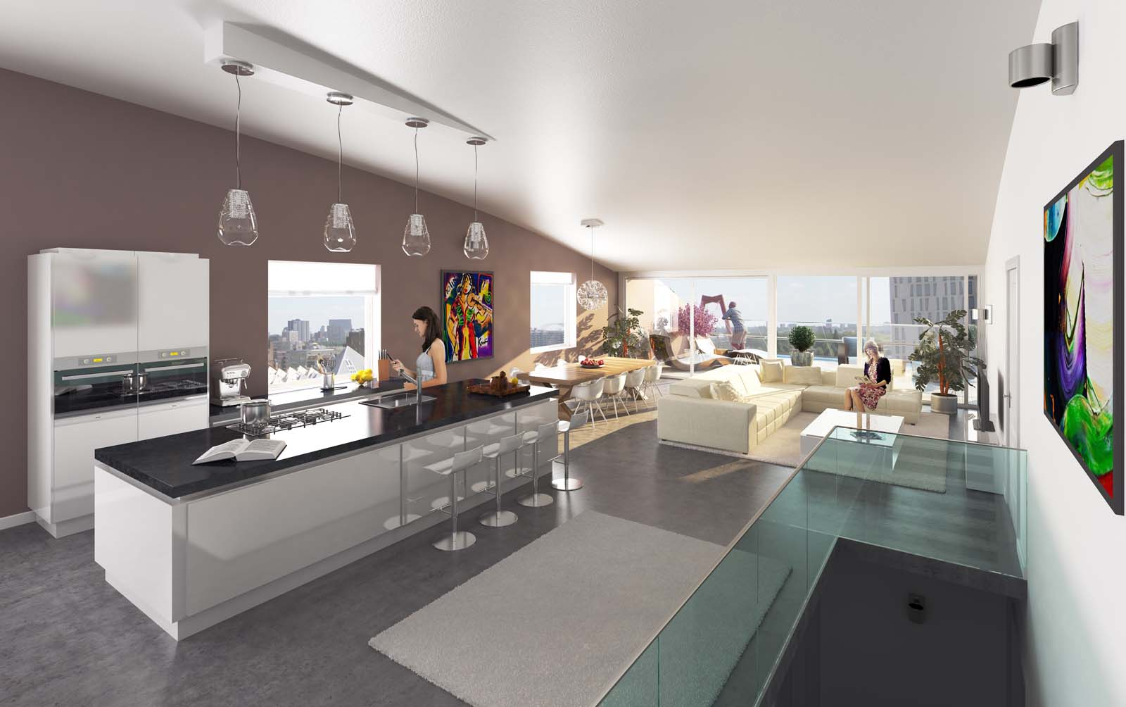 referenzen markthalle rotterdam easydrain. Black Bedroom Furniture Sets. Home Design Ideas